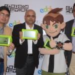 Eddy Cartoon Network launch