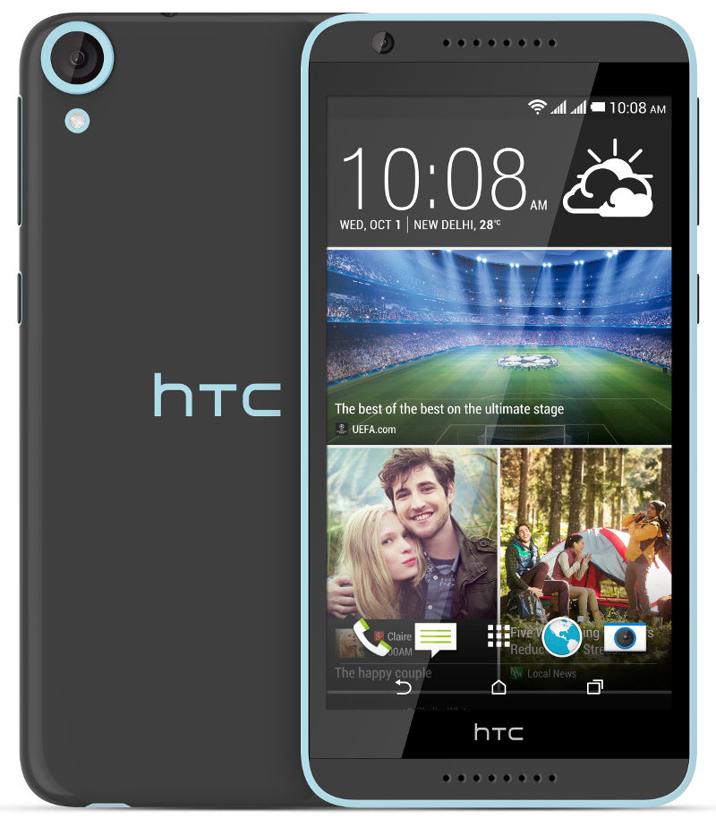 HTC Desire 820s dual sim officially launched in India for ...