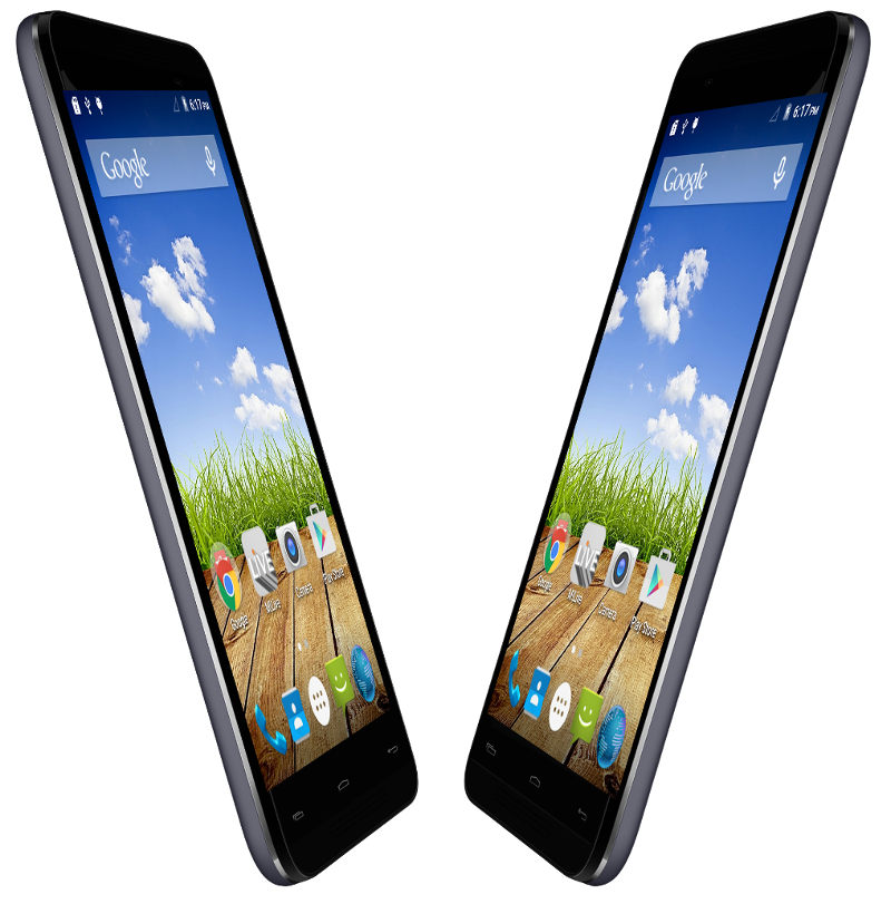 Micromax Canvas Fire 4 With Dual Front Speakers, Android 5