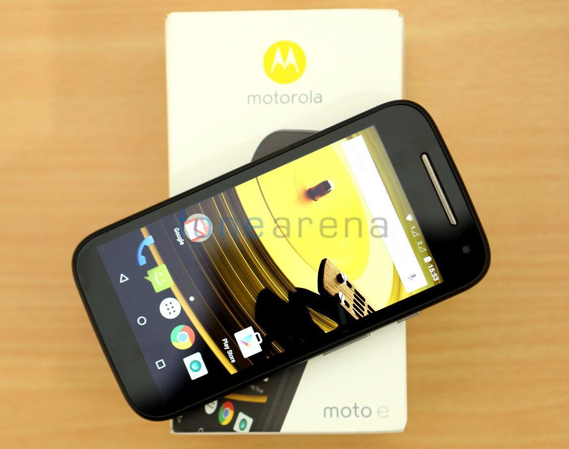 Motorola Moto E 2nd Gen Review