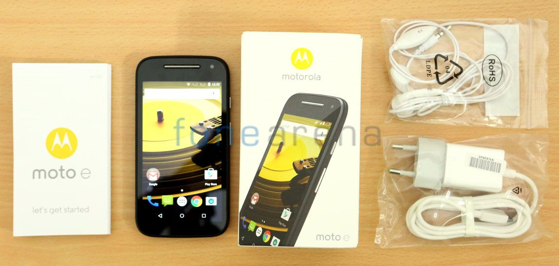 Motorola Moto E (2nd Gen) Review
