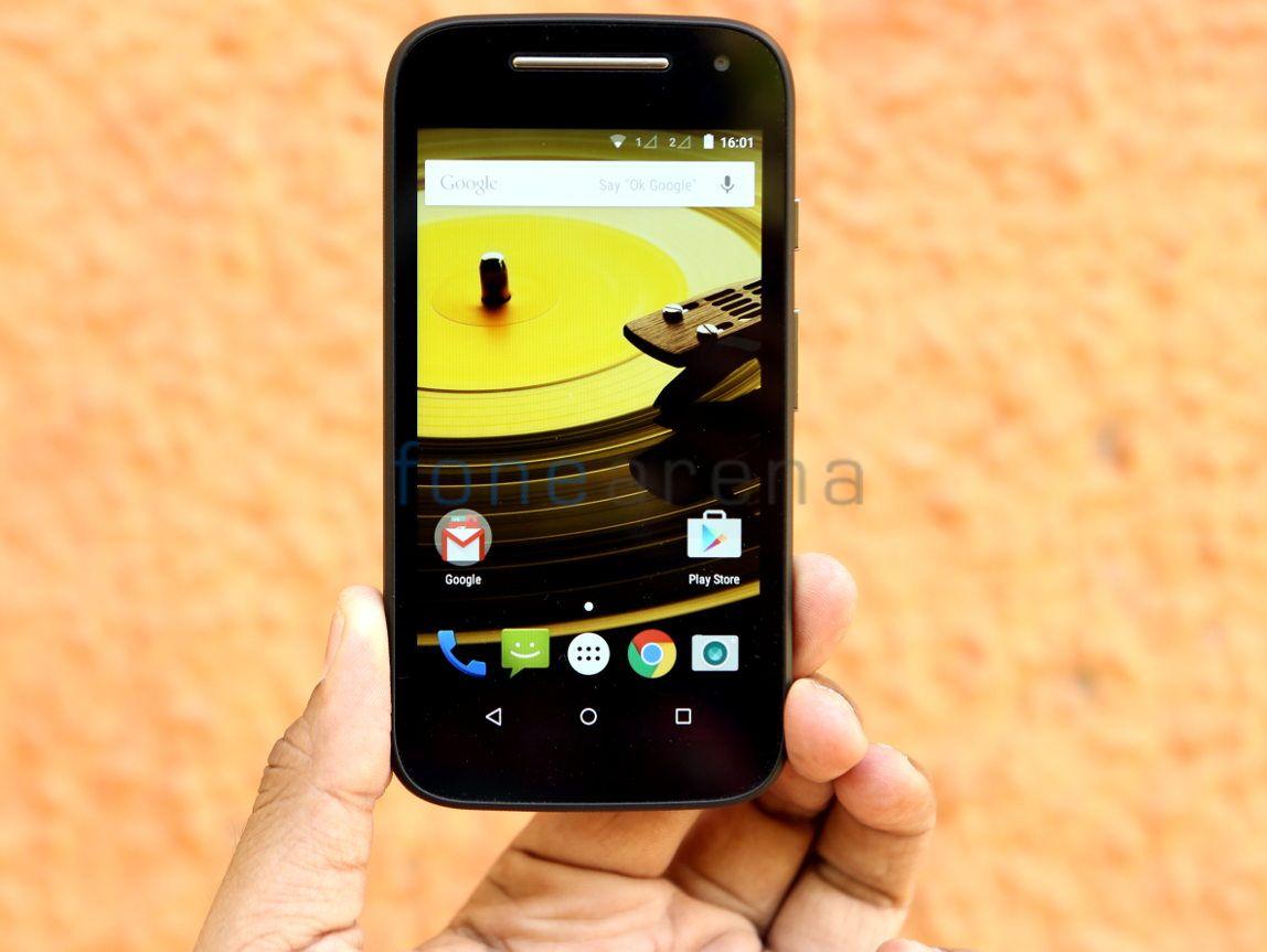 Motorola Moto E 2nd Gen Photo Gallery