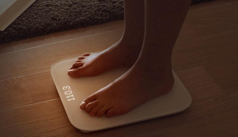 Etekcity Bluetooth Digital Smart Body Fat Weight Scale