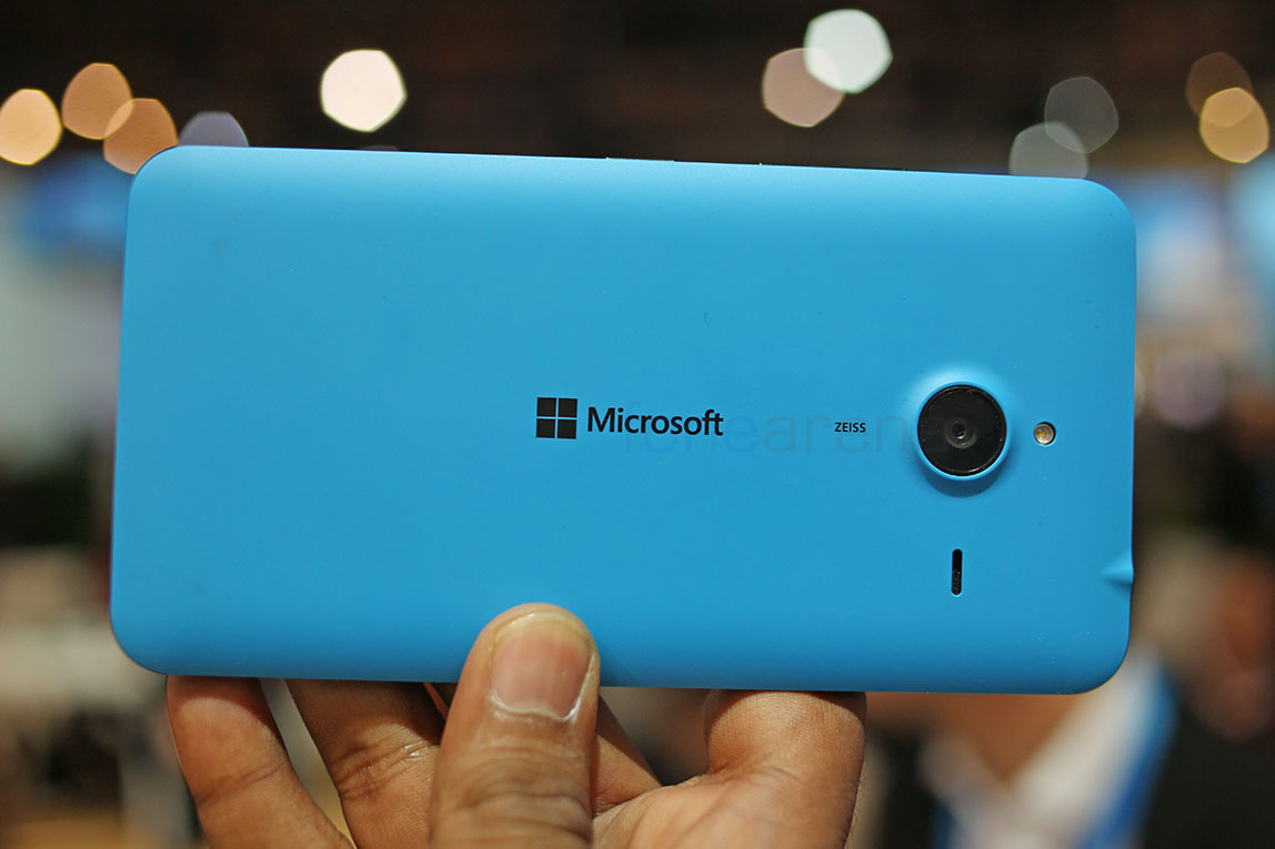 portable lumia 640