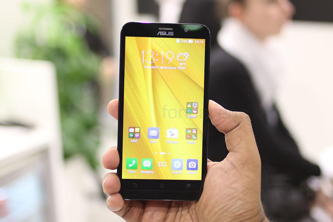 Смартфон Asus ZenFone 2 - Новости - DNS Цифровой