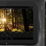 Adobe Lightroom for Android Tablet