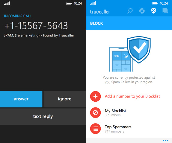 Truecaller 5.0 for Windows Phone brings new UI, real time ...