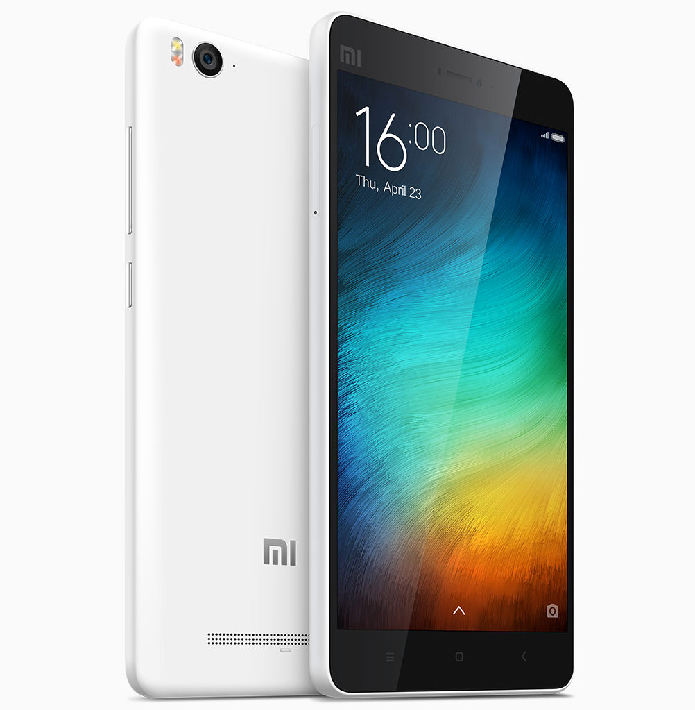 Xiaomi Mi 4i with 5inch 1080p display, Snapdragon 615 SoC, 4G LTE