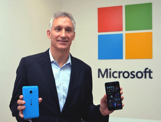 An Interview with Chris Weber, CVP – Mobile Device Sales at Microsoft