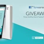 FoneArena OnePlus Giveaway
