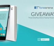 FoneArena OnePlus Giveaway