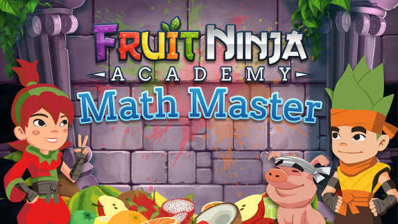 Fruit Ninja Academy Math Master