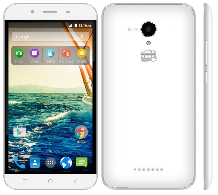Micromax Canvas Doodle 4 Q391 With 6-inch QHD Display