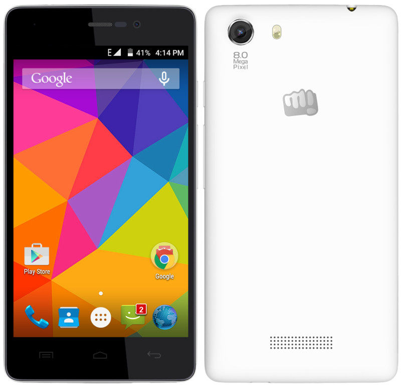 Micromax Unite 3: Crossing Language Barriers