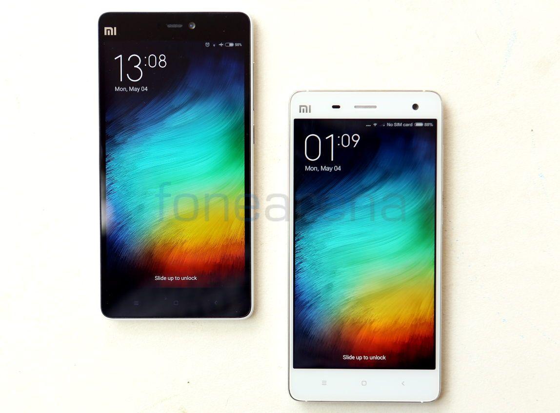 Xiaomi Mi 4i Vs Mi 4 Photo Gallery