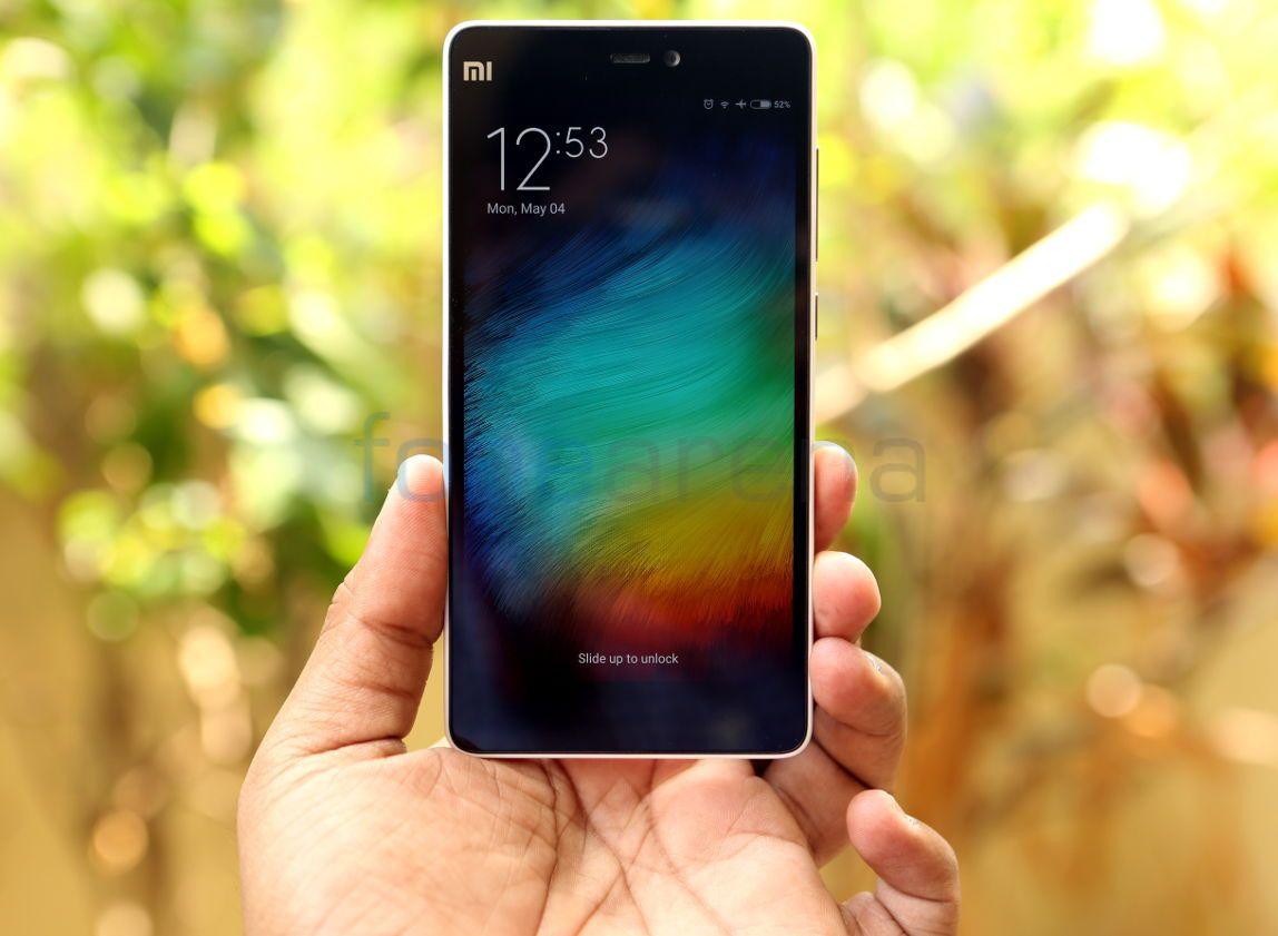 Xiaomi Mi 4i Photo Gallery