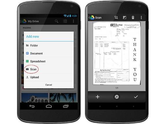 Google's Optical Character Recognition (OCR) now expanded to over