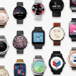 Android Wear  Watch face summer 2015