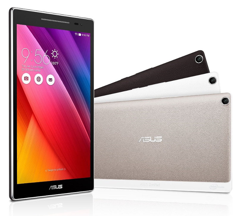 Asus ZenPad 7.0, ZenPad 8.0, ZenPad S 8.0 with USB-C and ...