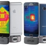 FLIR ONE for iOS and Android