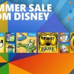 Microsoft Disney Windows Phone Summer Sale