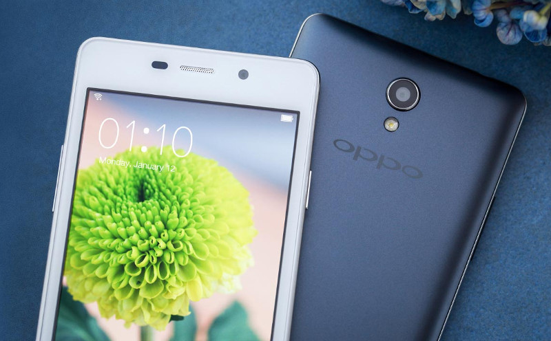 Oppo Joy 3 With 4.5-inch Display, Quad-core Processor