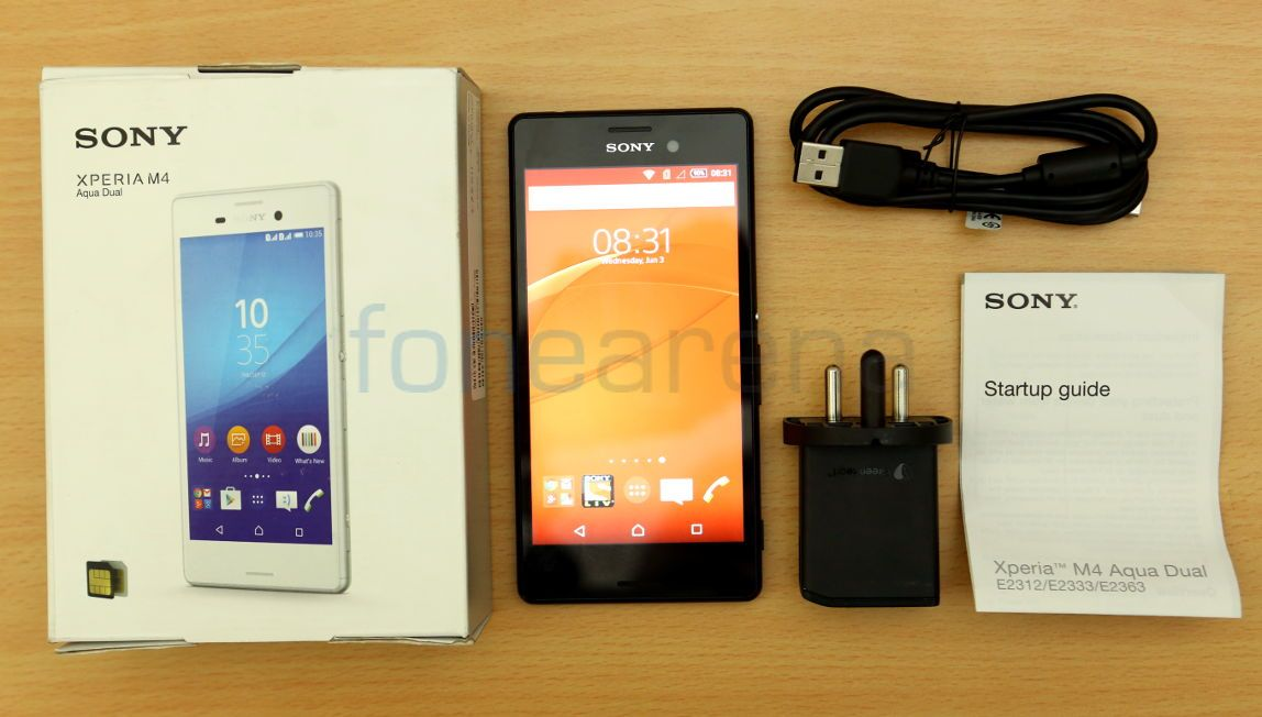 Sony xperia m2 price in india