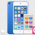 Apple iPod Family 2015