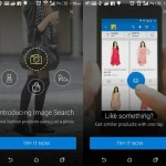 Flipkart Image search for Android