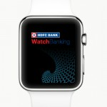 HDFC Apple Watch app