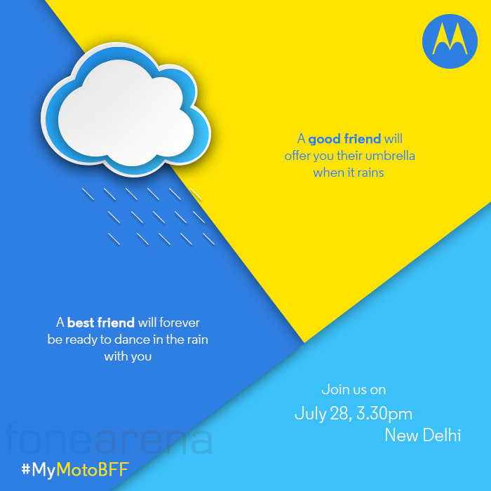 Motorola schedules launch events on July 28, new Moto G ...