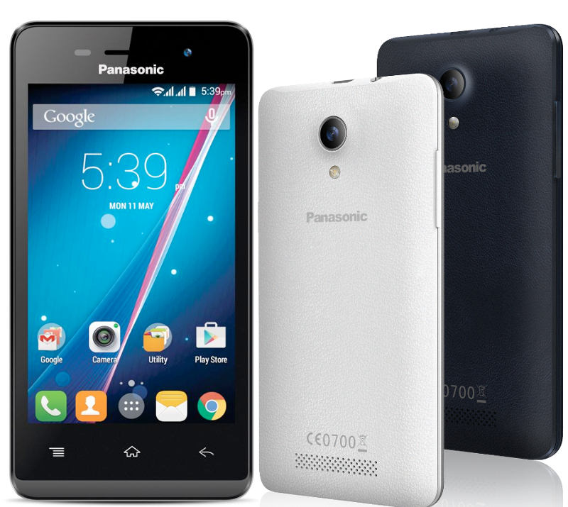 Panasonic T33 With 4 Inch Display Quad Core Processor