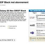 Samsung Galaxy S5 Neo leak