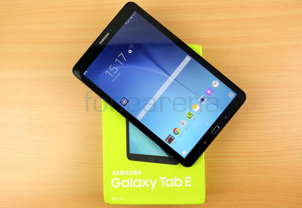 samsung galaxy tab e review. Black Bedroom Furniture Sets. Home Design Ideas