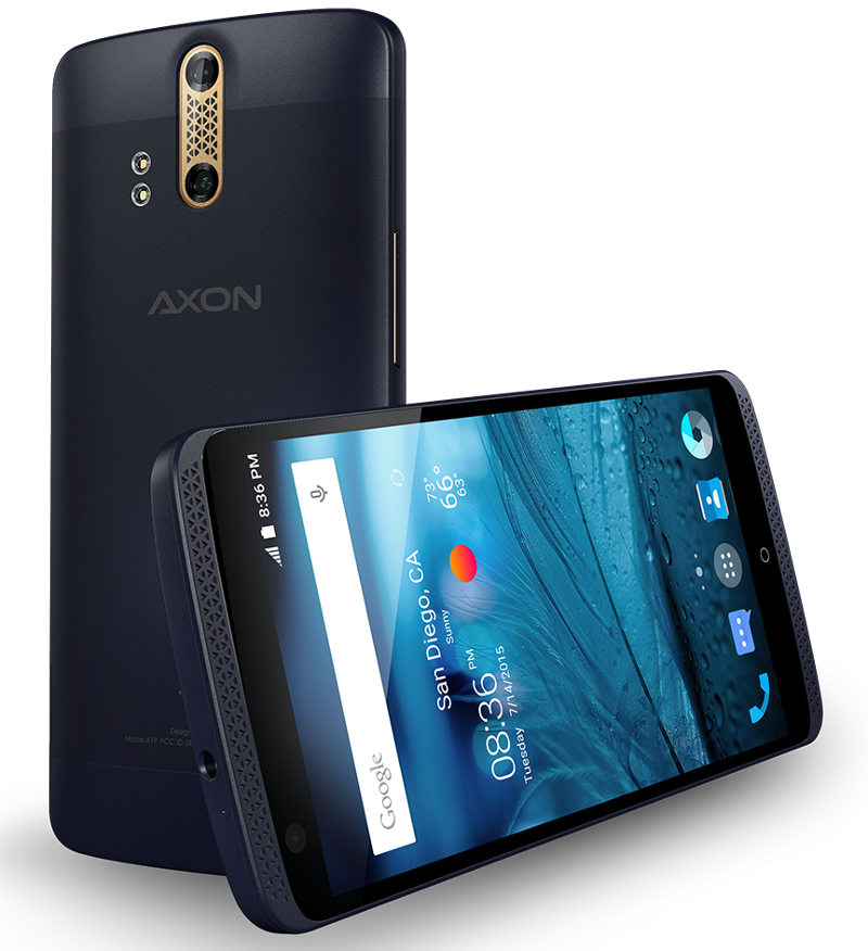 Fob device zte axon pro worked unreliably, and