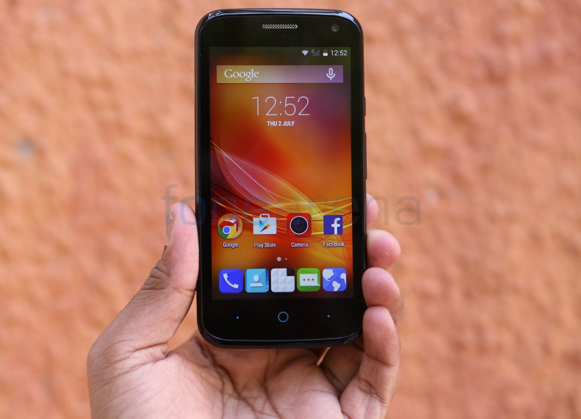 will able zte blade qlux 4g others will