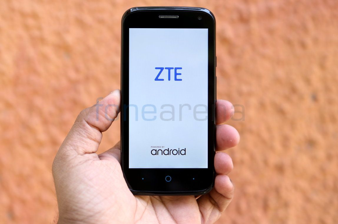 you zte blade qlux 4g trackpad the other