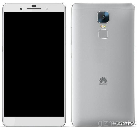 Huawei Ascend Mate 8 render appears online – Will be ...