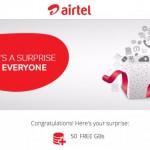 Airtel Broadband Surprises