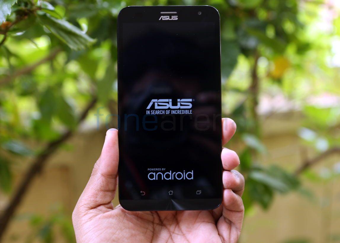 Asus Zenfone 2 Laser 55 ZE550KL Photo Gallery