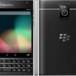 BlackBerry Venice leak