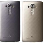 LG G4 Titanium Black and Gold