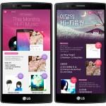 LG Hi-Fi-Music Service