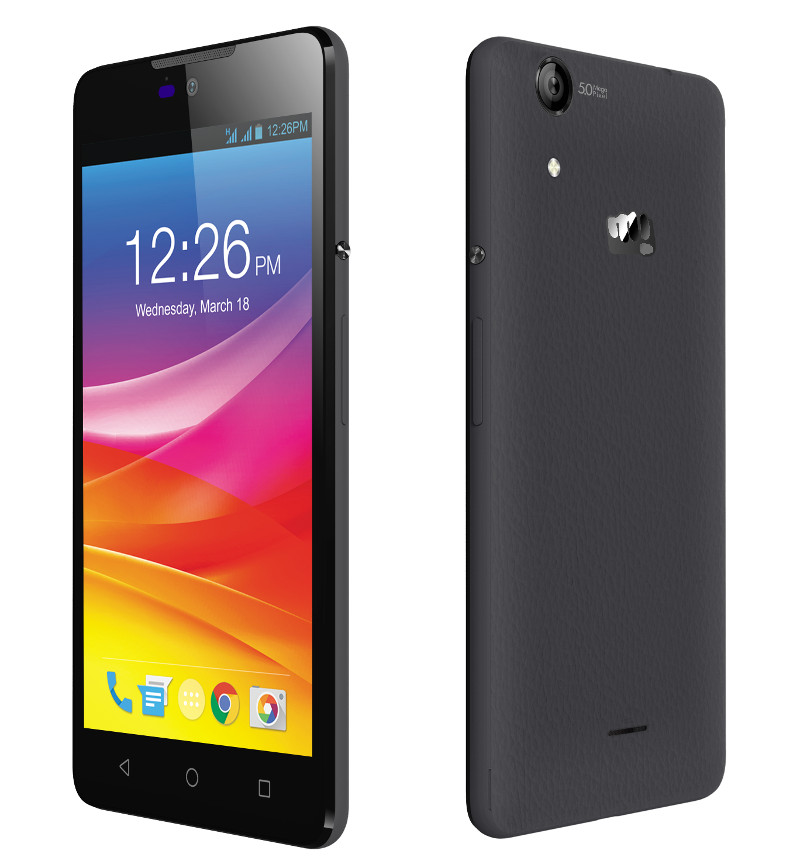 Micromax Canvas Selfie 2 Q340 And Canvas Selfie 3 Q348