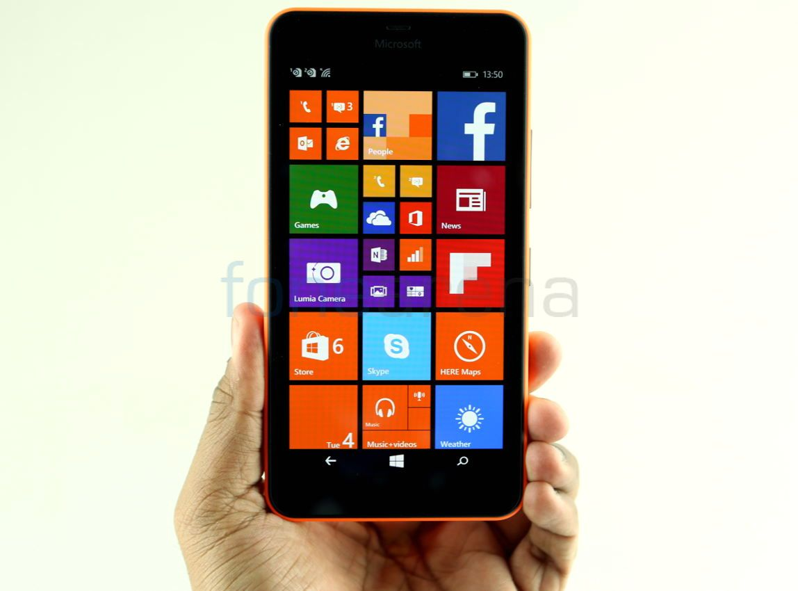 Microsoft lumia 640 lte price in india