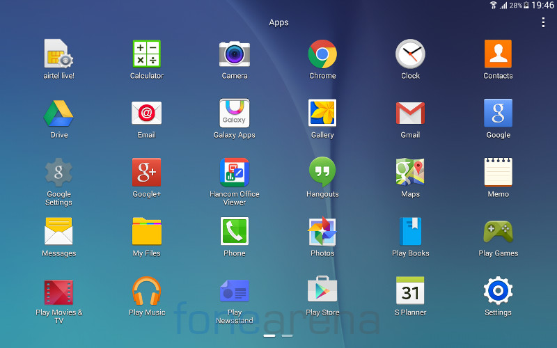 best apps for samsung tablet