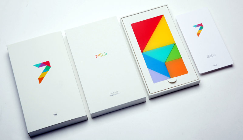Xiaomi MIUI 7 announcement invite