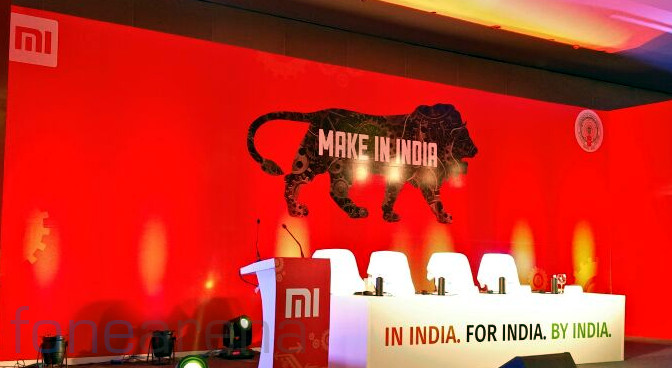 Xiaomi Ties Up With Foxconn To Quot Make In India Quot Rolls Out