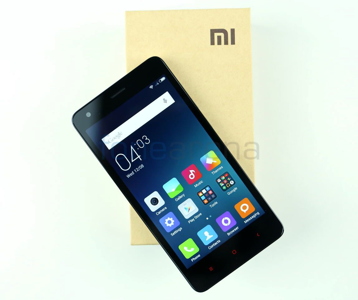 Xiaomi Redmi 2 Prime Unboxing Made In India Smartphone