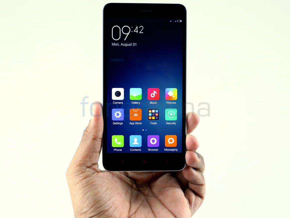 Xiaomi Redmi Note 2 Unboxing